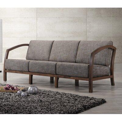 1421-7002-WF WHI7525 Wholesale Interiors Baxton Studio Arrigo 3 Seater Sofa