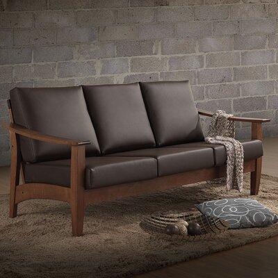 1421-6897-WF WHI7514 Wholesale Interiors Baxton Studio 3 Seater Sofa