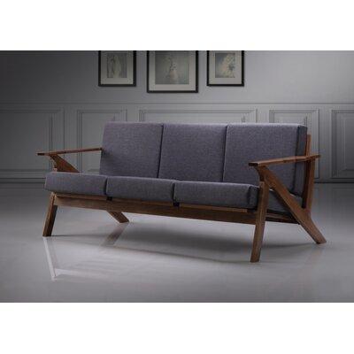 1421-6887-WF WHI7537 Wholesale Interiors Leyton Mid-Century Modern Sofa