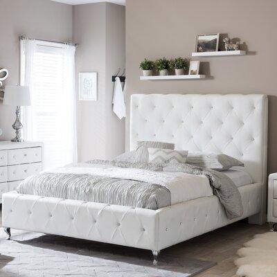 Baxton Studio Platform Bed