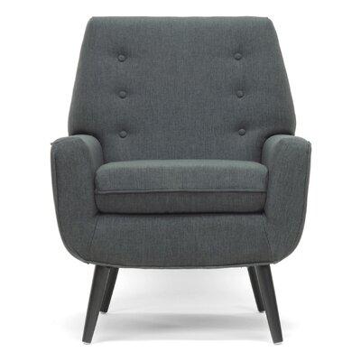 Baxton Studio Levison Modern Armchair