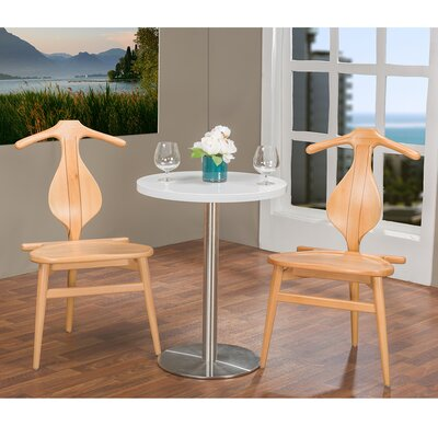 Jamar Side Chair Upholstery: Natural