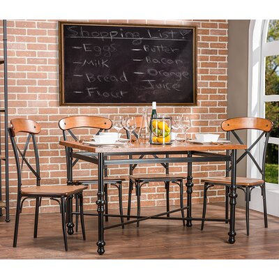 Broxburn 5 Piece Dining Set
