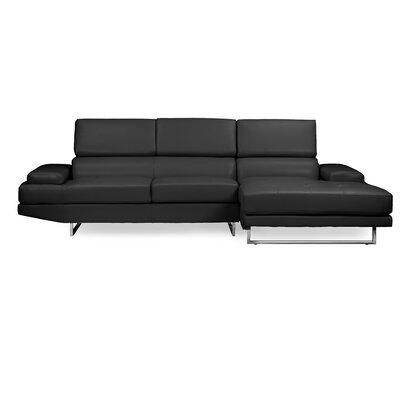 Wholesale Interiors U2376S-TABL-RFC Sectional Baxton Studio Sectional Upholstery