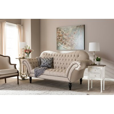 Baxton Studio Bostwick Classic Victorian Sofa