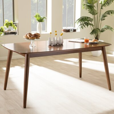 Baxton Studio Dining Table