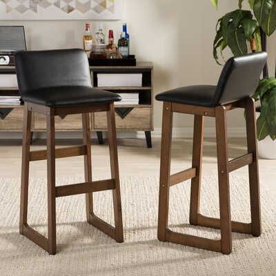 Baxton Studio 29.13 inch Bar Stool