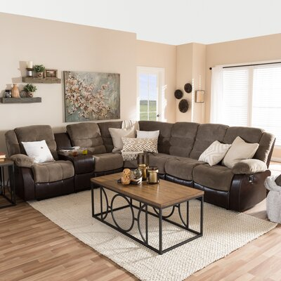 Carnegie Reclining Sectional