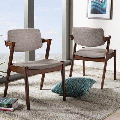 Baxton Studio Simona Arm Chair