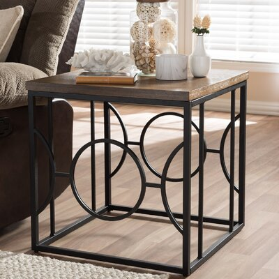 Haffey End Table