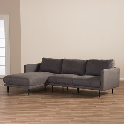 Wholesale Interiors 1421-7337-WF Baxton Studio Riley Sectional