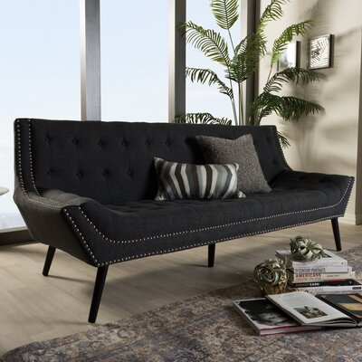 Baxton Studio Tamblin Tufted Sofa