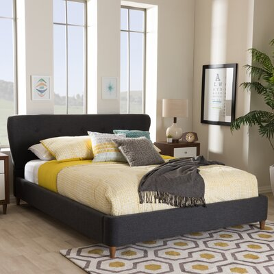 Brydon Upholstered Platform Bed Size: Full