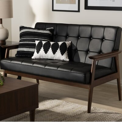Brydon Tufted Loveseat