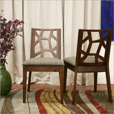 In store financing Baxton Studio Jenifer Side Chair (S...