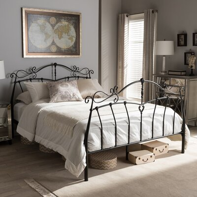 Cornwall Selena Platform Bed Size: Queen