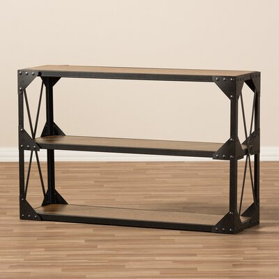Baxton Studio Hudson Console Table