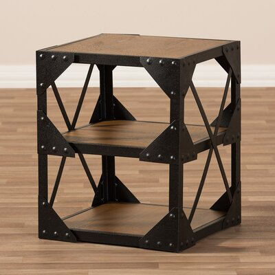 Baxton Studio Hudson End Table