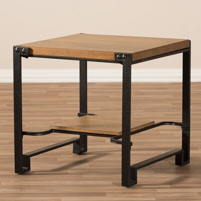 Baxton Studio Gibson End Table
