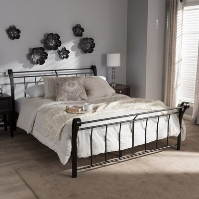 Ingalls Platform Bed Size: Full