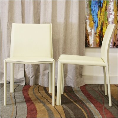 In store financing Baxton Studio Crawford Side Chair (...