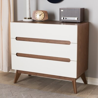 Brydon 3 Drawer Chest