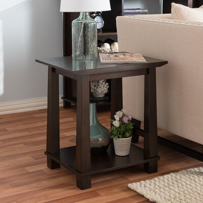 Baxton Studio Havana End Table