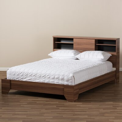 Antonino Queen Platform Bed