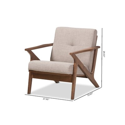 Wojtala Modern Lounge Chair