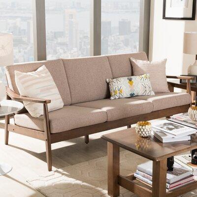 Kellner Mid-Century Modern Sofa