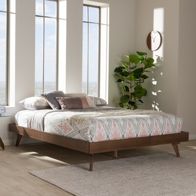Wafford Platform Bed Size: Queen