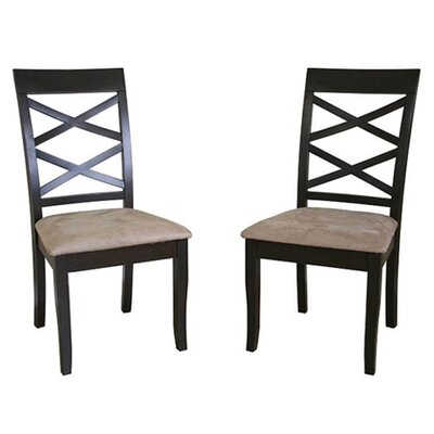 Bad credit financing Lysander Side Chair (Set of 2)...
