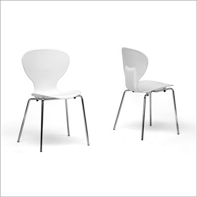 Baxton Studio Boujan Side Chair