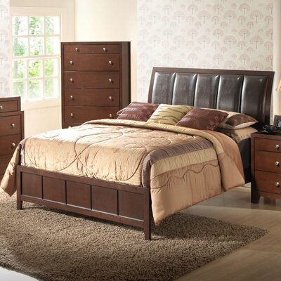 No credit financing Baxton Studio Butler Panel Bed Size...