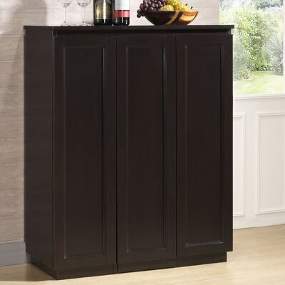 Baxton Studio Baltimore Bar Cabinet