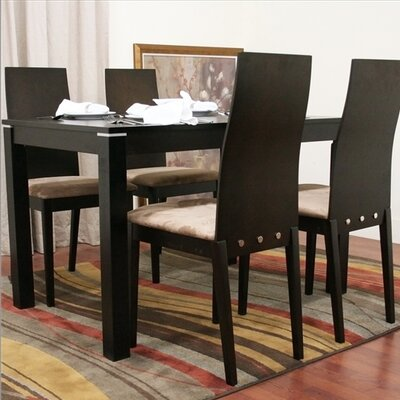 No credit check financing Baxton Studio Lambert Dining Table...
