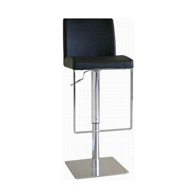 Utley Adjustable Height Swivel Bar Stool