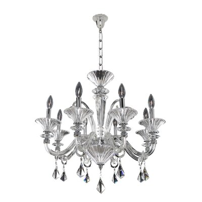 Chauvet 8-Light Candle-Style Chandelier