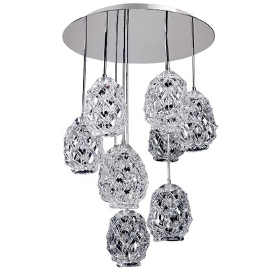 Veronese 9-Light Pendant