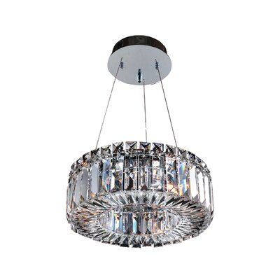 Rondelle 3-Light Pendant
