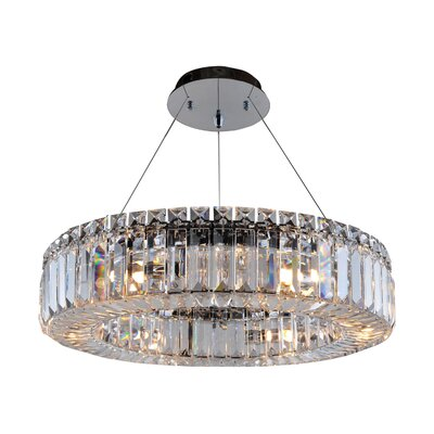 Rondelle 6-Light Pendant