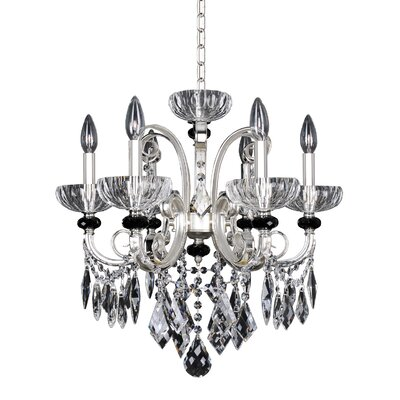 Gabrieli 6-Light Crystal Chandelier