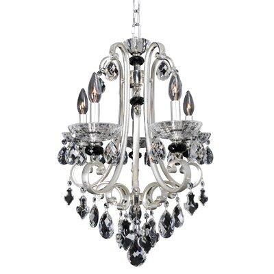 Bedetti 5-Light Crystal Chandelier
