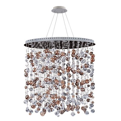 Rubens 18-Light Cascade Pendant