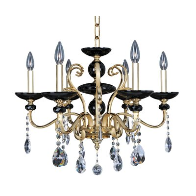 Cimarosa 6-Light Candle-Style Chandelier