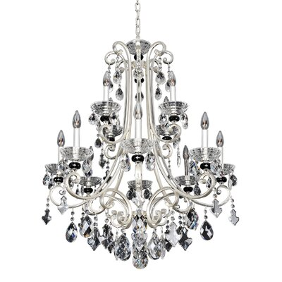 Bedetti 12-Light Crystal Chandelier