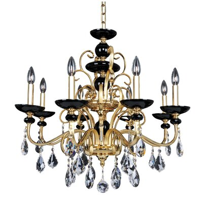 Cimarosa 8-Light Crystal Chandelier