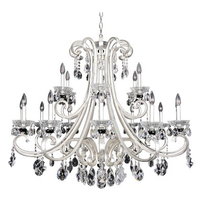 Bedetti 18-Light Crystal Chandelier