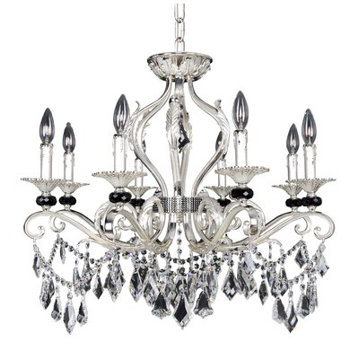 Donizetti 8-Light Crystal Chandelier