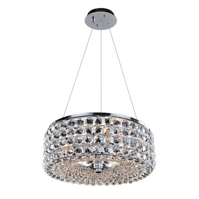 Arche 3-Light Drum Pendant